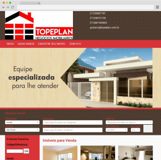 Site Tope Plan